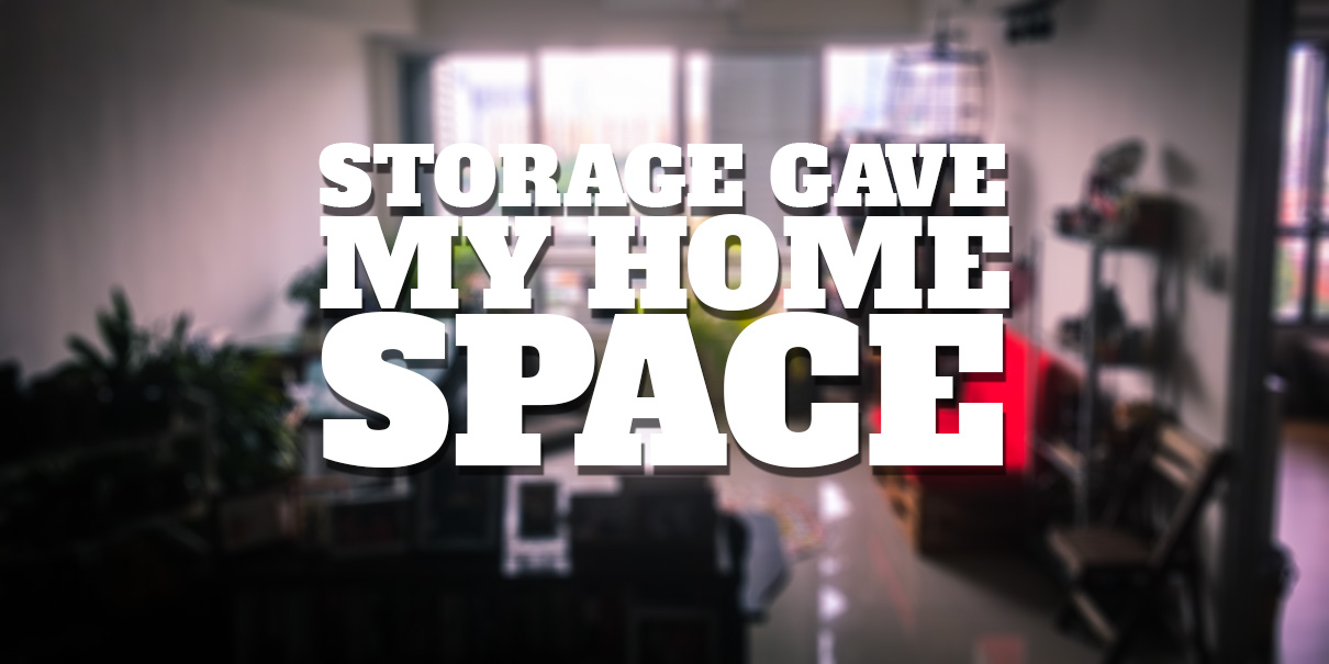 storage gave my home space