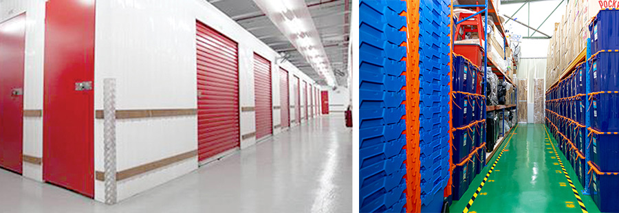Extra Space Asia On Demand vs Self Storage